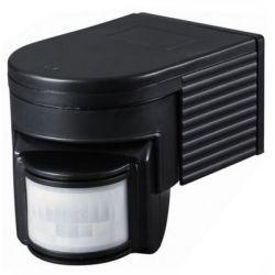 Orno Czujnik ruchu i zmierzchu LED 180 stopni IP44 czarny OR-CR-202/B