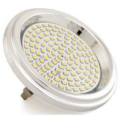 Ledom Żarówka LED AR111 G53 LED SMD 7W (70W) 700lm 12V barwa dzienna 0171