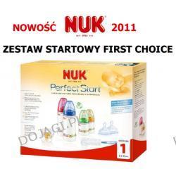 Zestaw Startowy First Choice NUK