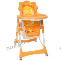 Krzesełko do karmienia Pomarańczowa Małpka Baby Ono