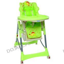 Krzesełko do karmienia Zielony Osiołek Baby Ono