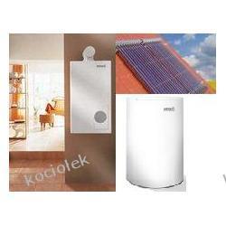 Pakiet Solarny CosmoSUN Select 3x2.09(z zest. mont.) + Fish 300 litrów S2 + kocioł Broetje WGB 28C