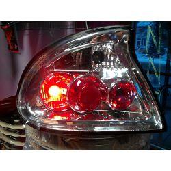 LAMPY TYLNE OPEL TIGRA + KPL zarówek żarówek LED