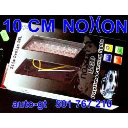 Światła Lampy DZIENNE NOXON 36LED MINI 10cm 10-30V