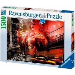 RAVENSBURGER PUZZLE 1500 el CLASSIC NEW YORK 11' 16237 Schleich