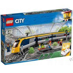 LEGO CITY POCIĄG PASAŻERSKI RC 60197 501-1500 elementów