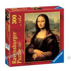 RAVENSBURGER PUZZLE 300 ART LEONARDO DA VINCI MONA LISA 14005 Monster High