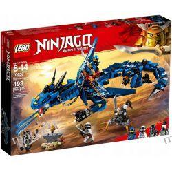 LEGO NINJAGO NINJA ZWIASTUN BURZY SMOK 70652 501-1500 elementów