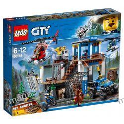 LEGO CITY GÓRSKI POSTERUNEK POLICJI 60174 Fisher Price