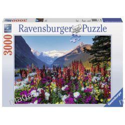 RAVENSBURGER PUZZLE 3000 KWIECISTE GÓRY 17061 Scrabble