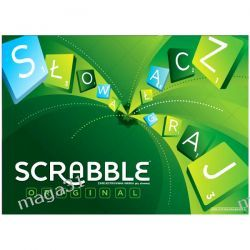 GRA SCRABBLE ORIGINAL SCRABLE MATTEL
