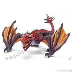 SCHLEICH SMOK MYŚLIWY FIGHTER 15' 70509 Monster High