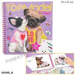 TOP MODEL SZKICOWNIK DOGGY PIESKI 10190 Pozostałe
