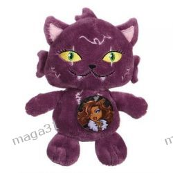 MASKOTKA KOT CRESCENT 20CM MONSTER HIGH MATTEL