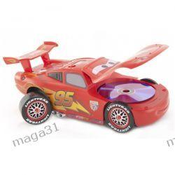 CARS BOOMBOX ODTWARZACZ CD LEXIBOOK Edukacyjne