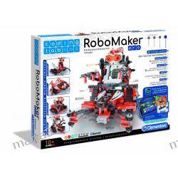 CLEMENTONI ROBOT ROBO MAKER LABORATORIUM ROBOTYKI 50523 Dla Dzieci