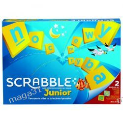 GRA SCRABBLE JUNIOR SCRABLE MATTEL Gry