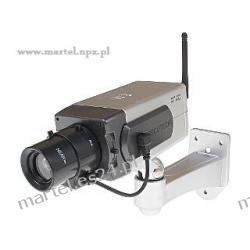 Atrapa kamery ATRAPA-ACC-1400/LED obrotowa z detekcją