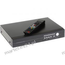 Rejestrator cyfrowy SMART-0441 na 4 kamery +LAN +USB +VGA