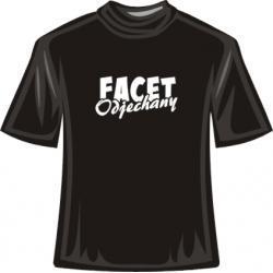 Koszulka -  Odjechany Facet - Dzień Chłopaka