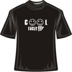 Koszulka -  Cool Facet - Dzień Chłopaka
