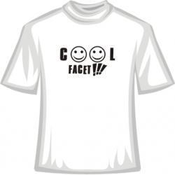 Koszulka -  Cool Facet - Dzień Chłopaka - Prezent