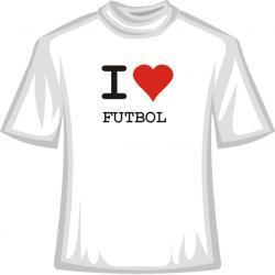 Koszulka -  I Love Futbol