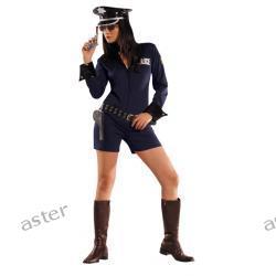 STRÓJ DLA DOROSŁYCH POLICJANTKA SUPER LADY