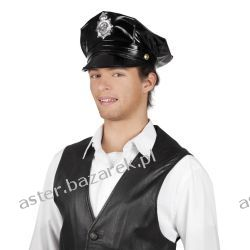 POLICJANT CZARNY