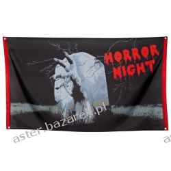 FLAGA HORROR NIGHT 90x150CM