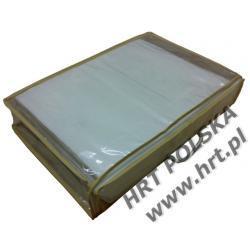 SMO4050.25SET - sorbent tylko do oleju - mata średnia STANDARD 0,40m x 0,50m - 25 szt. w torbie PCV Pozostałe