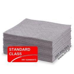 SMUN4050.50 - sorbent uniwersalny - mata średnia STANDARD 0,40m x 0,50m - 50 szt. / atest PZH