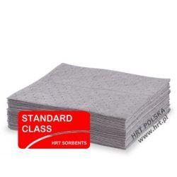 SMUN4050.25 - sorbent uniwersalny - mata średnia STANDARD 0,40m x 0,50m - 25 szt. / atest PZH Odzież robocza i BHP