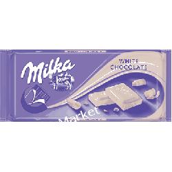 Czekolada Milka biała