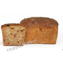 Chleb razowy na miodzie z rodzynkami