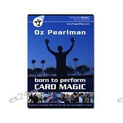 Born to Perform Card Magic