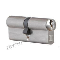 Wkładka wkładki 40/40 nikiel 3 klucze