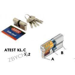 Wkładka wkładki ABUS atest 5,2 C 30/30 nikiel