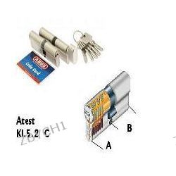 Wkładka wkładki ABUS atest 5,2 C 50/35 DUO nikiel