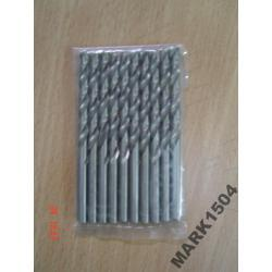 Wiertło-Wiertła do metalu 5mm HSS białe Wiertła