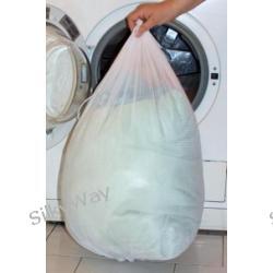 Worek do prania duży, 6KG, biały lub czarny