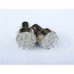 LEDY---  P21W BA15S  !!! 12 LED !!!WROCLAW