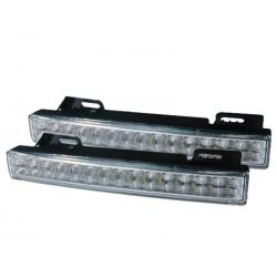 LAMPA DRL 28LED WHITE+SYS.AUTO ON/OFF WROCLAW