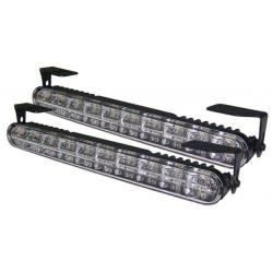 LAMPA DRL 20LED WHITE+SYS.AUTO ON/OFF WROCLAW