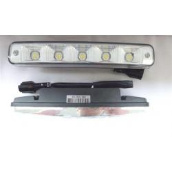 LAMPA DRL E+RL 5LED WHITE HP+ON/OFF  WROCLAW