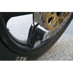 Blokada zabezpieczenie na tarcze skuter motorower