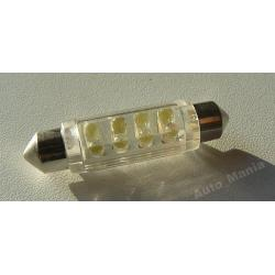 LED rurki RURKA 31 36 42 C5W C10W SV8.5 S8.5 MOCNE