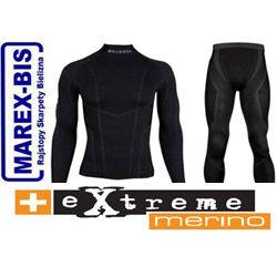 BRUBECK bielizna męska MERINO eXtreme  XXL +GRATIS