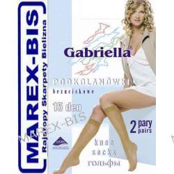Podkolanówki LYCRA 15 den Gabriella