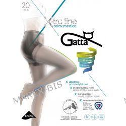 Gatta Rajstopy korygujące Body Relax Medica 20
